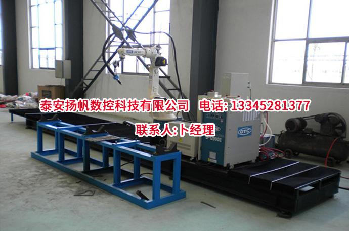 山东焊接机器人应用