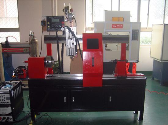 山东卧式环缝焊接专机