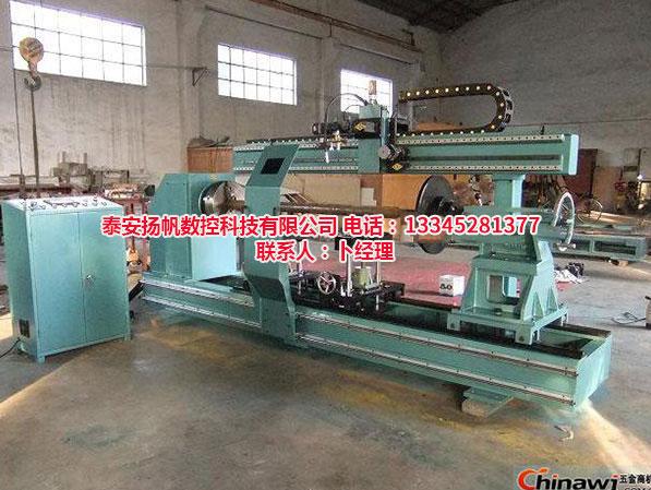 山东油缸焊接专机