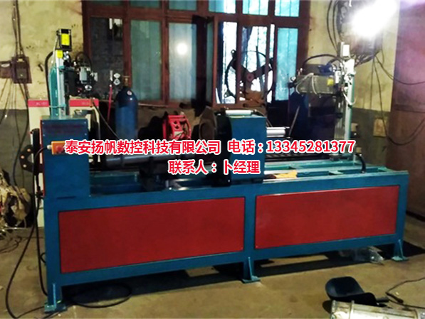 山东卧式双环缝焊接专机
