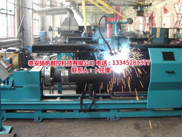 山东油缸环缝焊接专机