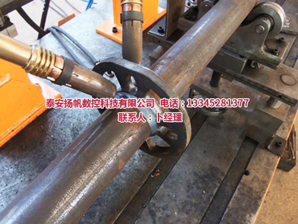 角手架焊接效果