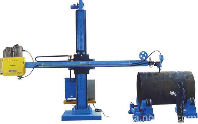 焊接变位机的分类与选用